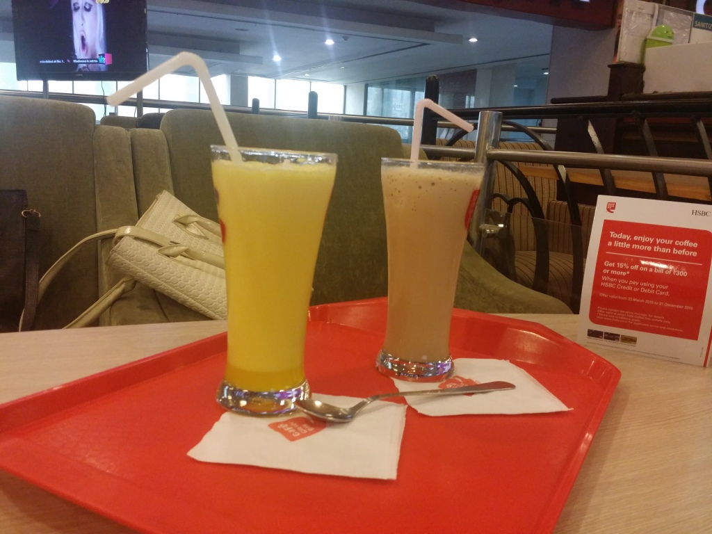 Cafe Coffee Day Food2go4