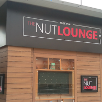 The NUT LOUNGE - Time to go nuts