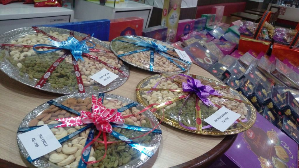 Pacific Mall Haldiram Gifts food2go4