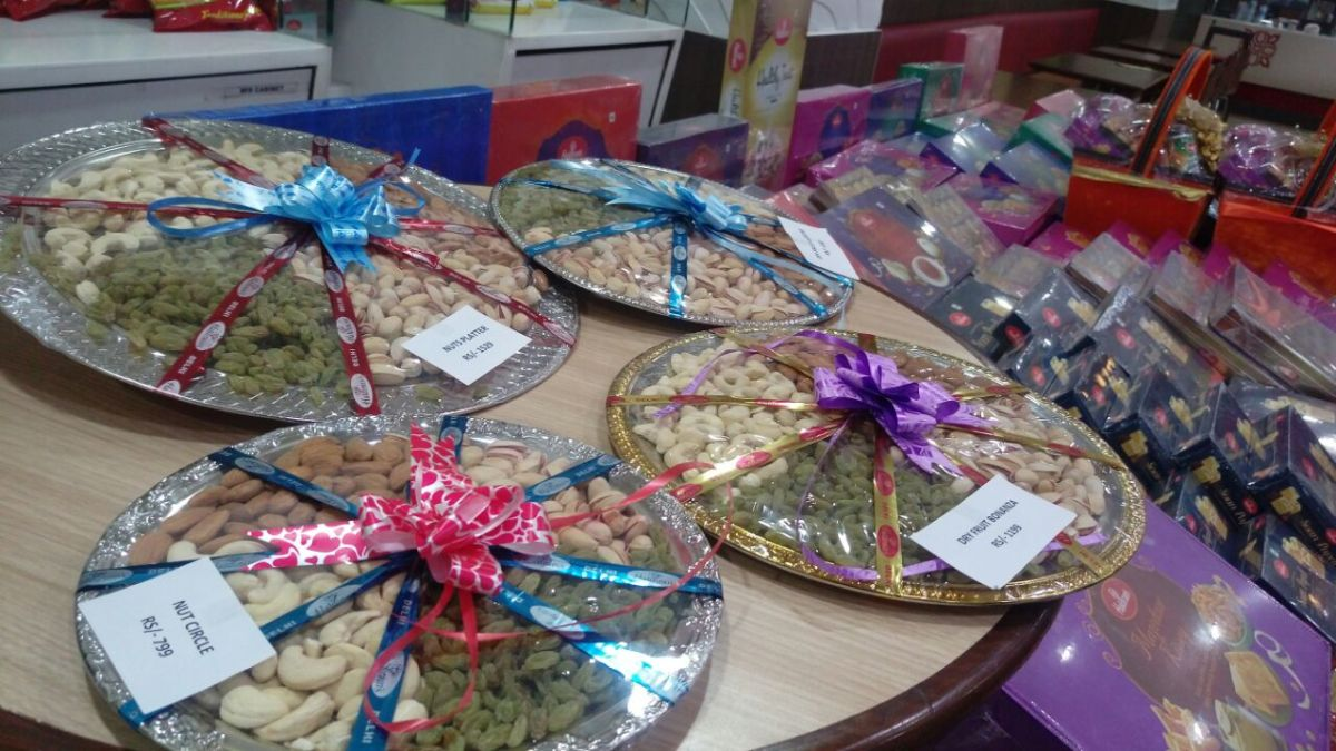 Everything Sweet for Diwali Gifting at Pacific Mall