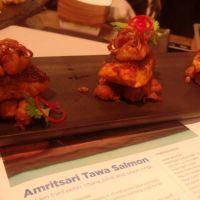 Amritsari Tawa Salmon Recipe