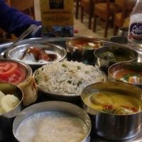 Maharaja Thali - A Royal treat at Vega CP