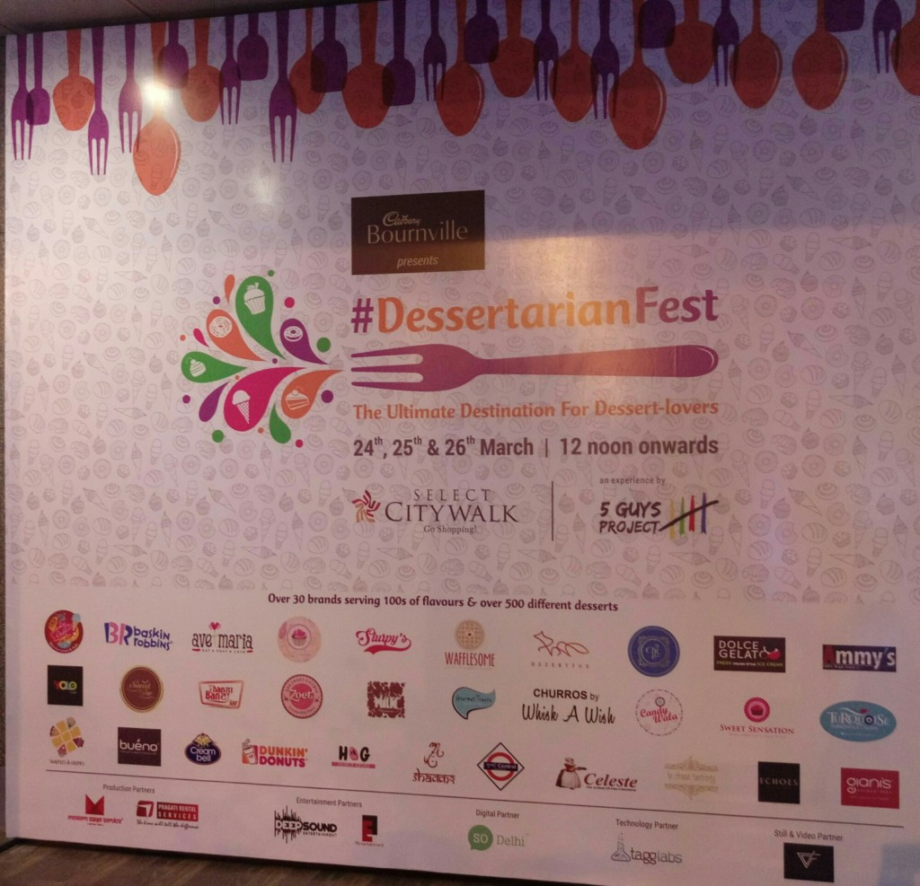 food2go4 Dessertarian Fest