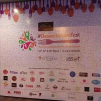 Dessertarian Fest : Sweetness overloaded