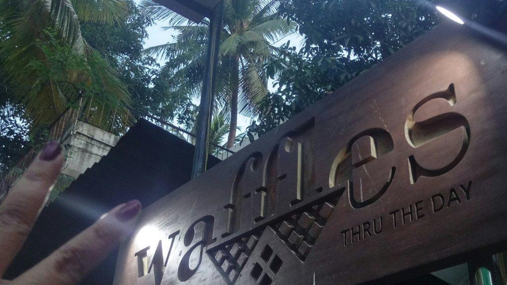 Waffles, Adyar Nagar, Chennai