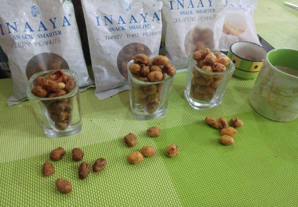 Inaaya snacks