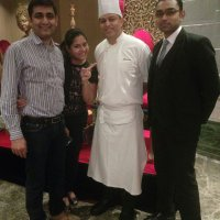 Dinning with Maharajas at Leela - #Mahmudabadfoodfest