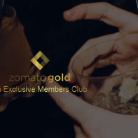 Zomato Gold - Exclusive Club Membership