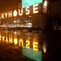 Skyhouse Noida - A date with Terrace