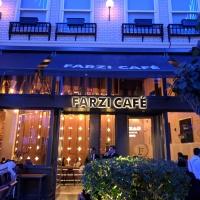 Farzi Cafe Dubai