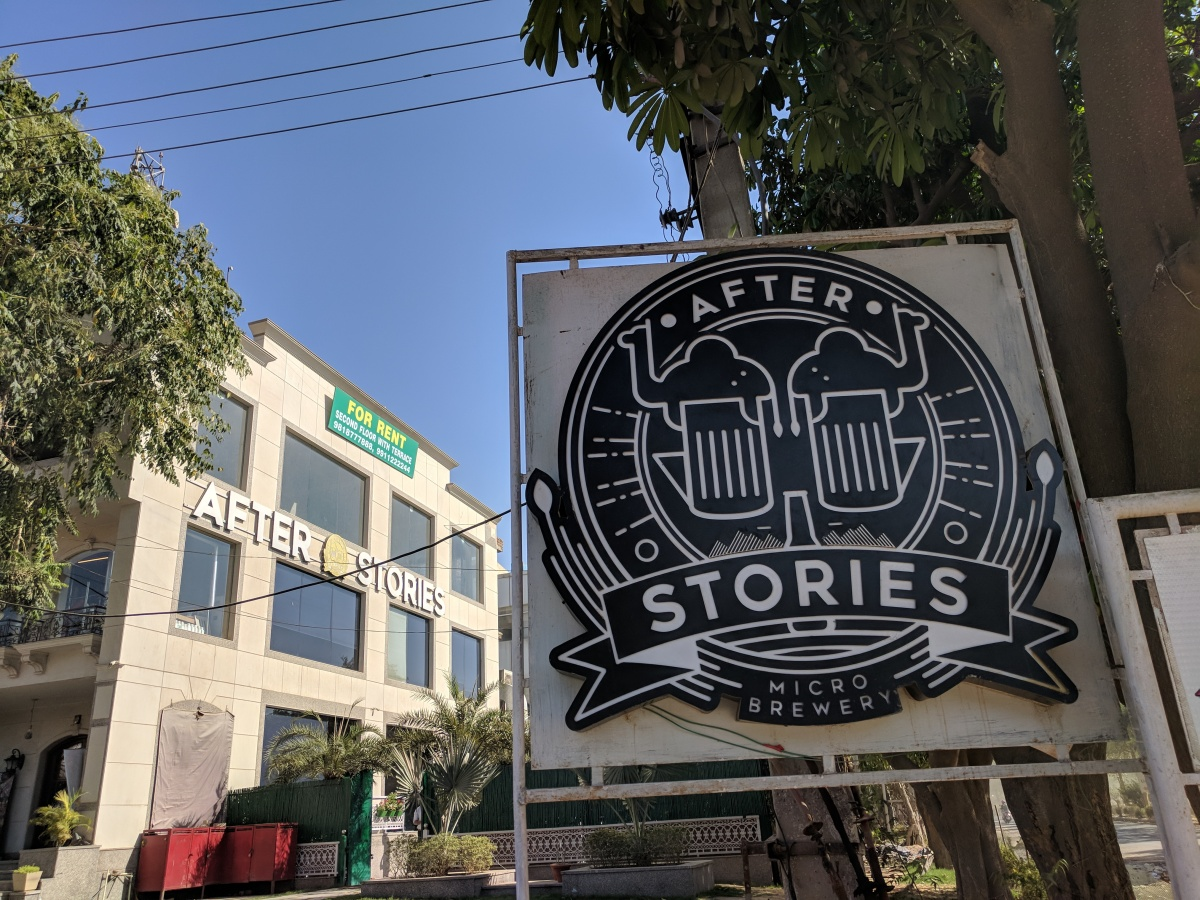 Story about After Stories Gurgaon