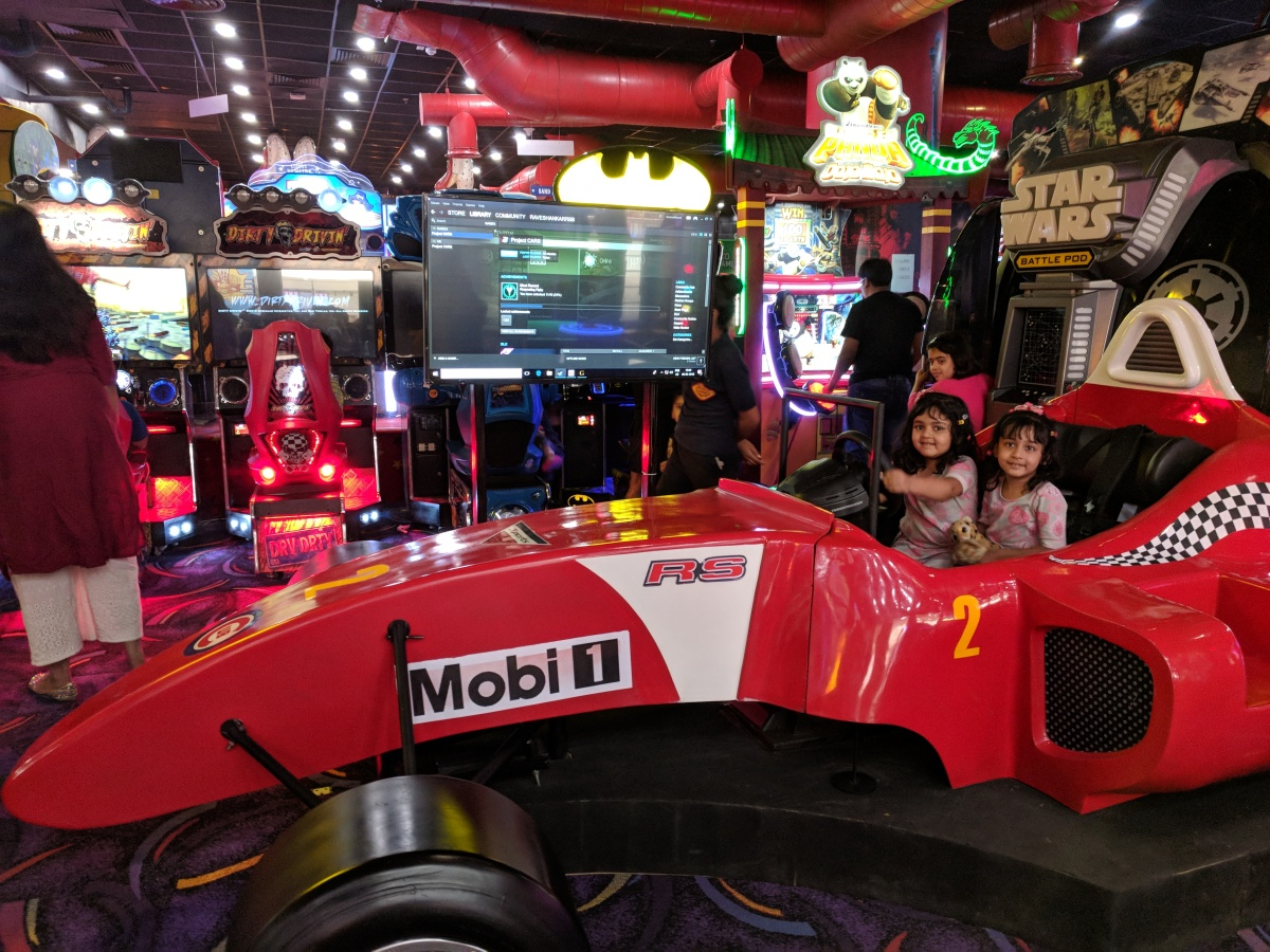The Gaming Vegas at Noida