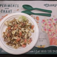 Experiments with Chaat at Chaayos