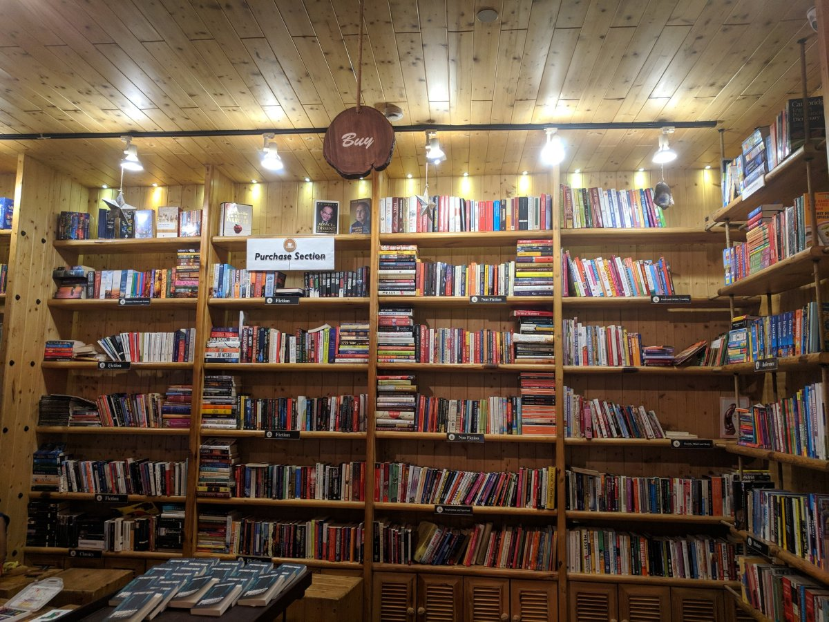 The Readers Cafe Indirapuram