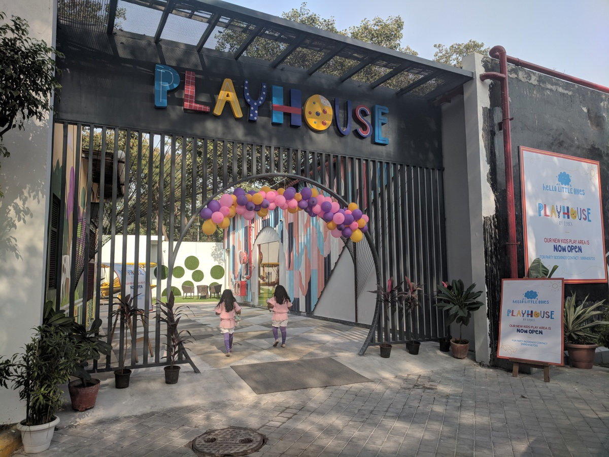 PlayHouse by Essex Farm Delhi