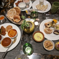 Koushar Saal - Kashmiri Food Delight at CafeOn3