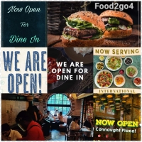 50 + Restaurant in Delhi NCR Now Open for Dine- in