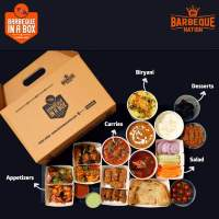 Barbeque in a Box by Barbeque Nation