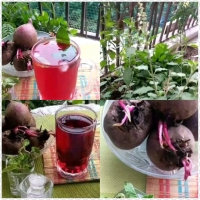 Beetroot Punch - Energy booster drink