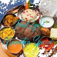 Navratra Food All around you in Delhi