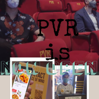 PVR Cinemas is Open Now