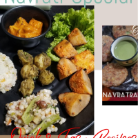 Navratra Fasting made easy with some quick #Recipes